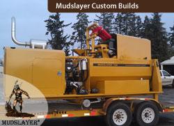 Custom Built Drilling Equipment